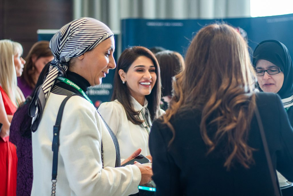 Women support network is crucial to career growth