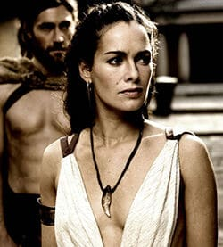 Gorgo queen of Sparta
