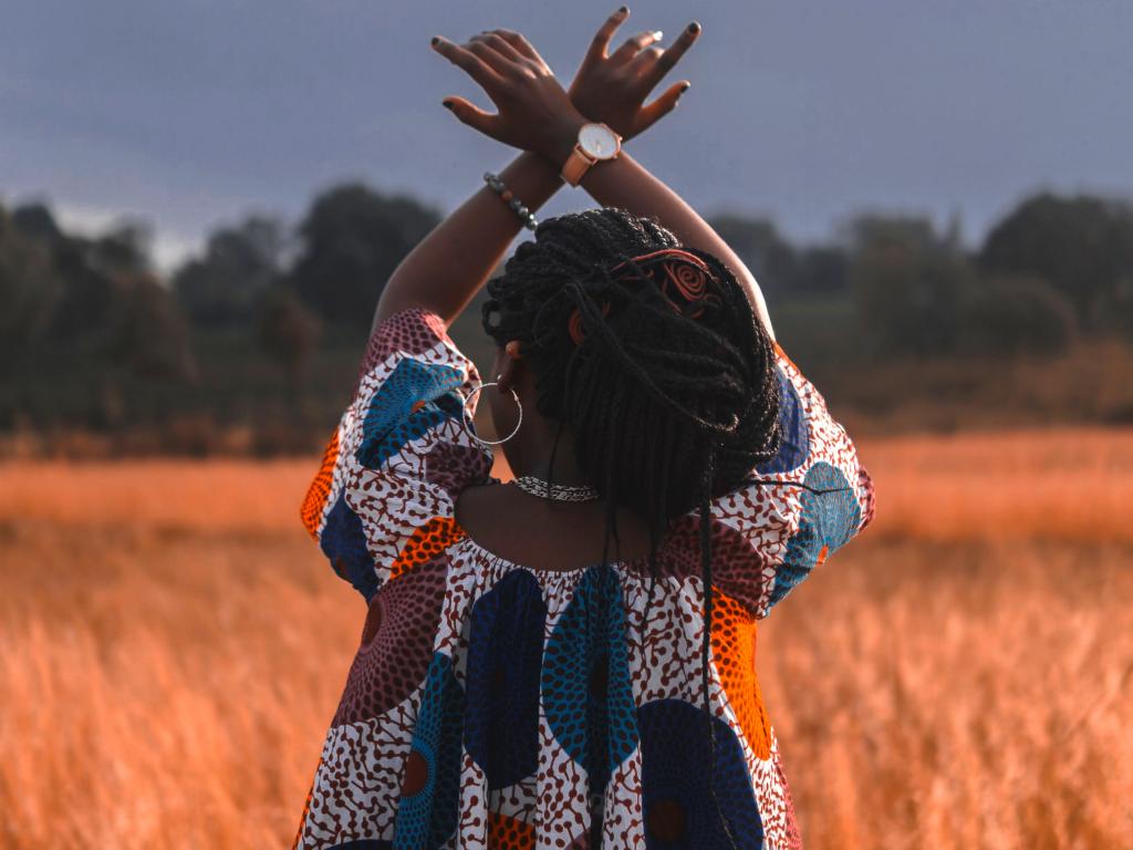 African women craftsmanship